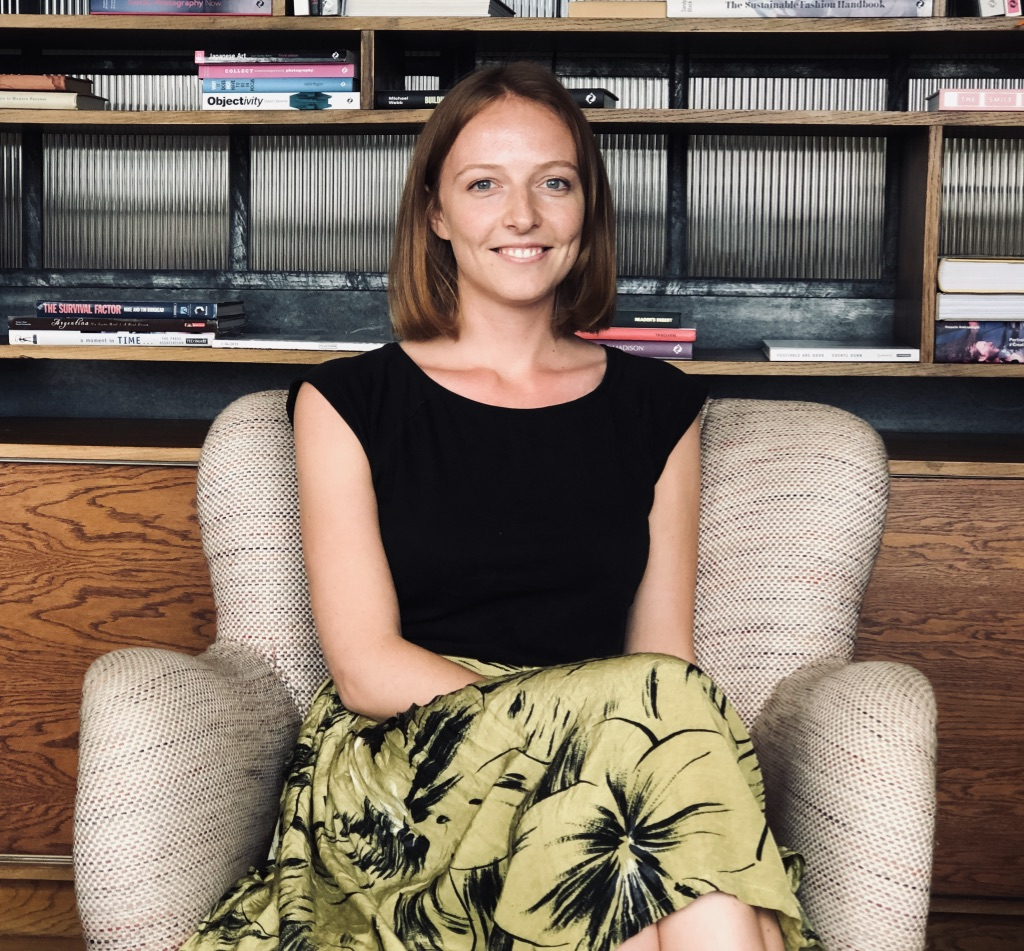 Fiona McVitie - Brand Manager